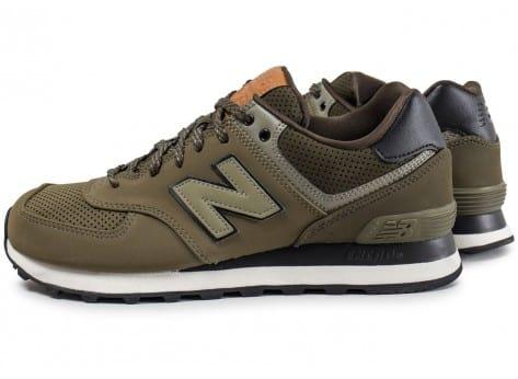 new balance vert kaki