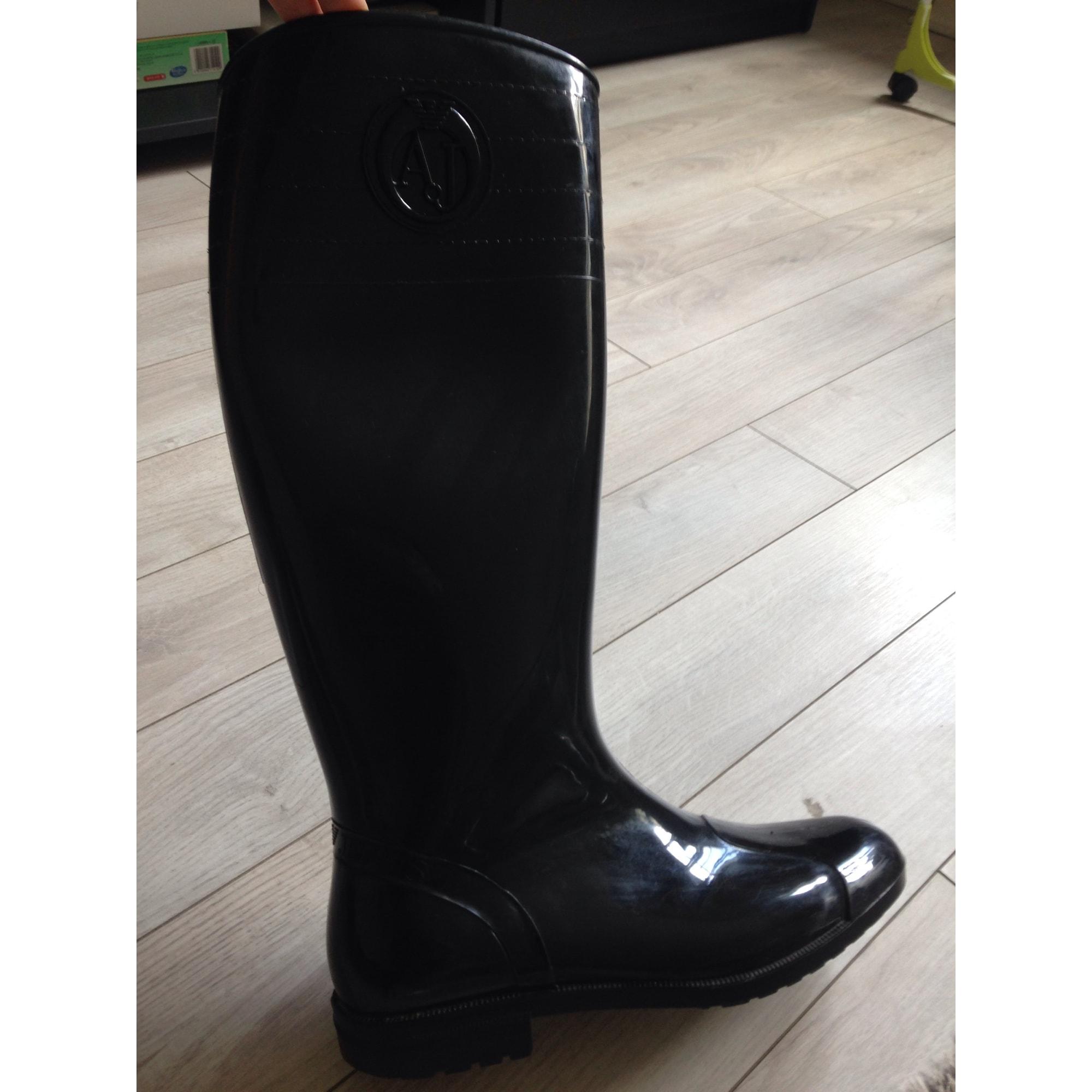 05d5f386f94d Vente bottes de pluie armani jeans femme Gatorade Daim Vert Pas ...